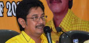 1.500 Simpatisan Mengantar Hasanuddin- Syibli Daftar ke KPU