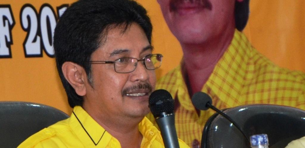 Plt Ketua DPD Golkar Majene , Menunggu keputusan DPP