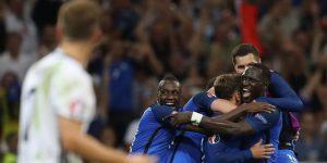 Hasil Piala Eropa, Perancis Lawan Portugal di Final