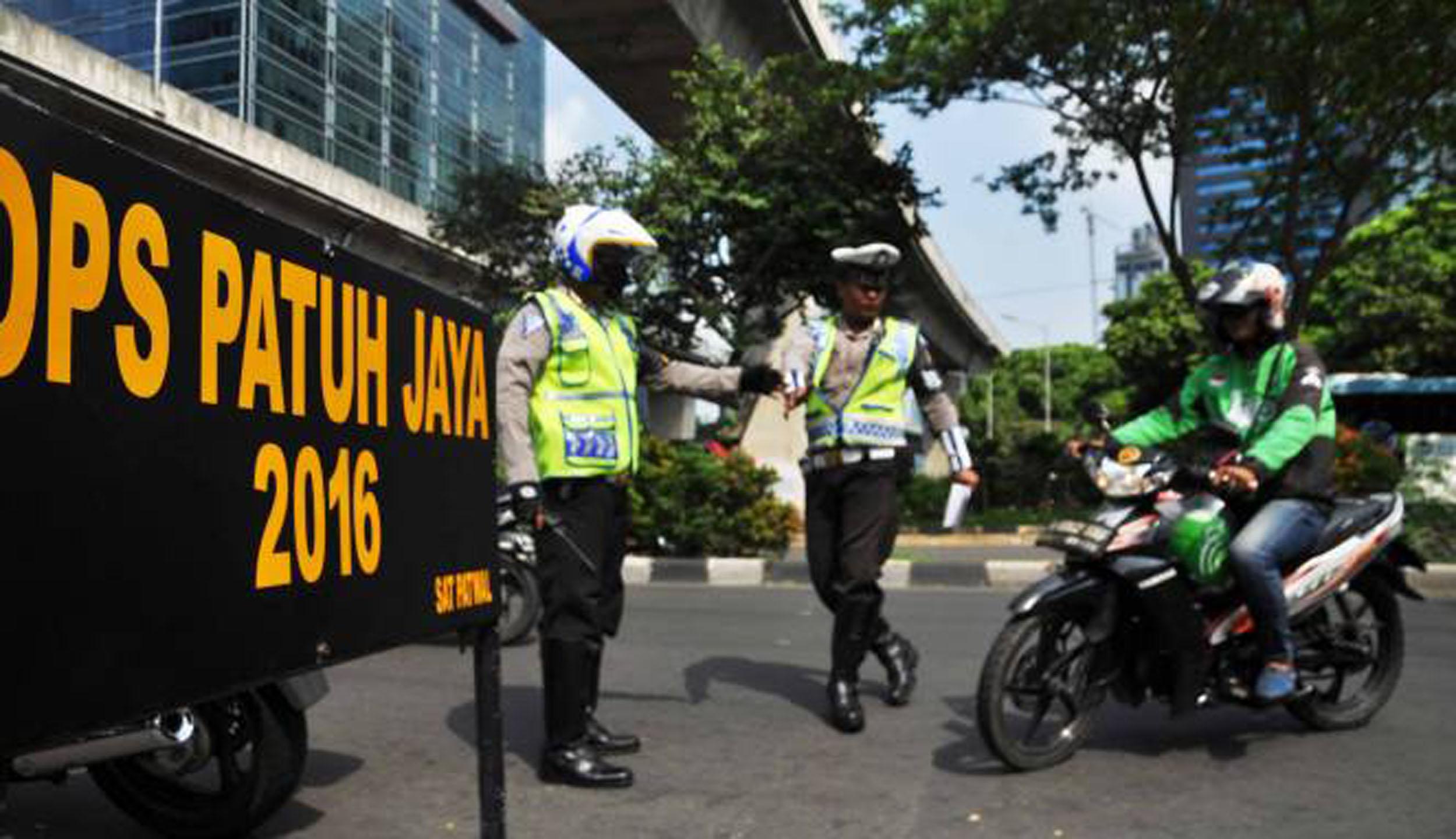"""Operasi Patuh """"TERPUSAT"""" 2016 Serentak di Seluruh Indonesia"""
