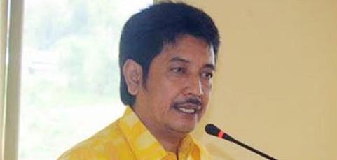 Wakil Ketua DPRD Sulawesi BaratH4 Akan Memperjuangkan Fasilitas Markas Kompi TNI 721 majene