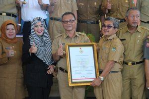 Laporan keuangan Pemerintahan Habsi Irwan Raih WTP