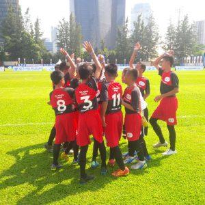 Main Perdana, SSB Mitra Manakarra, Tekuk Papua 1-0