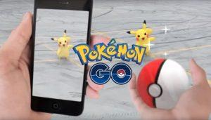 Larangan Bermain Pokemon Go