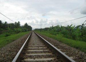 Pembebasan Lahan dan Pematangan lahan Jalur Kereta Api Membutuhkan anggaran 31 triliun