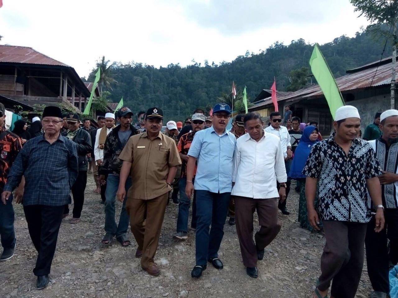 Di dampingi Fahmi Massiara, SDK - Kalma Sambangi Ulumanda
