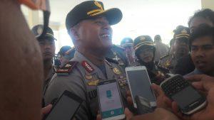 Polri di Bantu TNI Siap Mengamankan Pilkada Sulbar