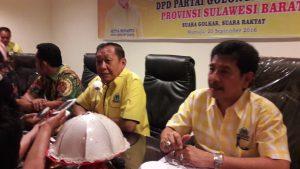 Golkar Satukan Salim S Mengga - Hasanuddin Masud