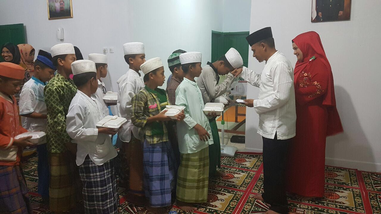 Yasinan Dan Doa Bersama Kodim1401 Majene