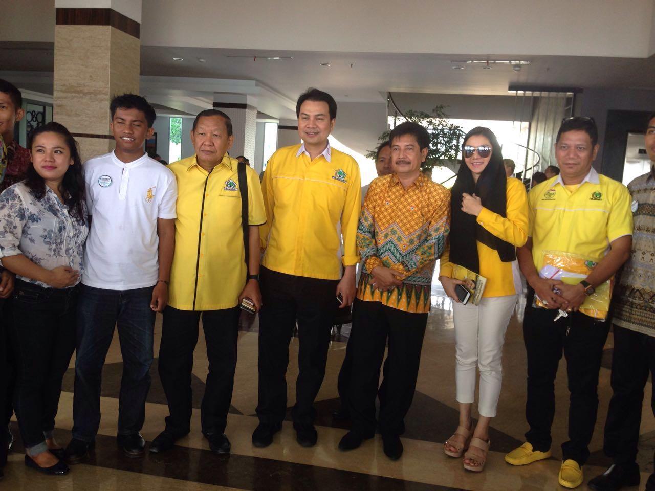 2.000 Simpatisan Siap Antar Salim-Hasanuddin ke KPU