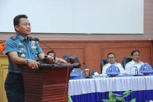 LANTAMAL VI Makassar Jamin Keamanan Perairan Sulbar