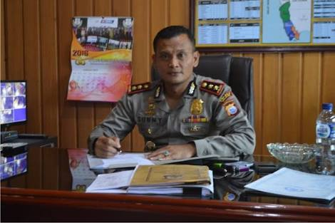 Himbauan Kepolisian, Potensi Konflik di Topoyo Mamuju Tengah