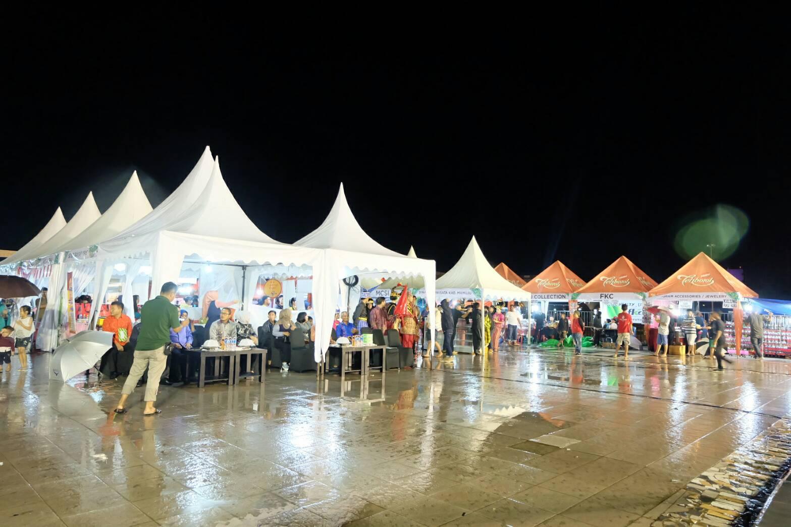 Manakarra Fair Diusul jadi Even Tahunan