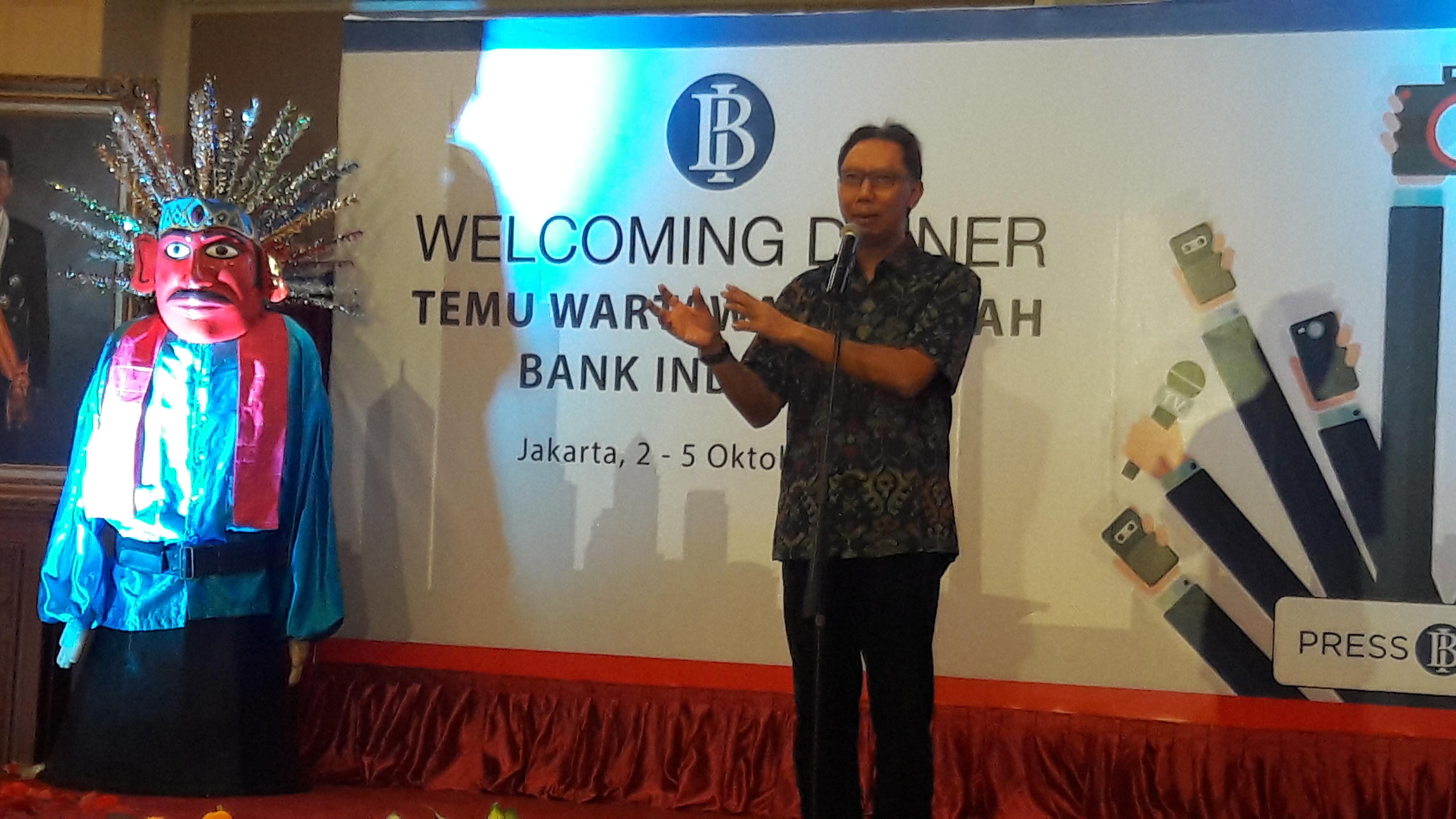 BI Pusat Sosialisasi Kebijakan Bank Indonesia