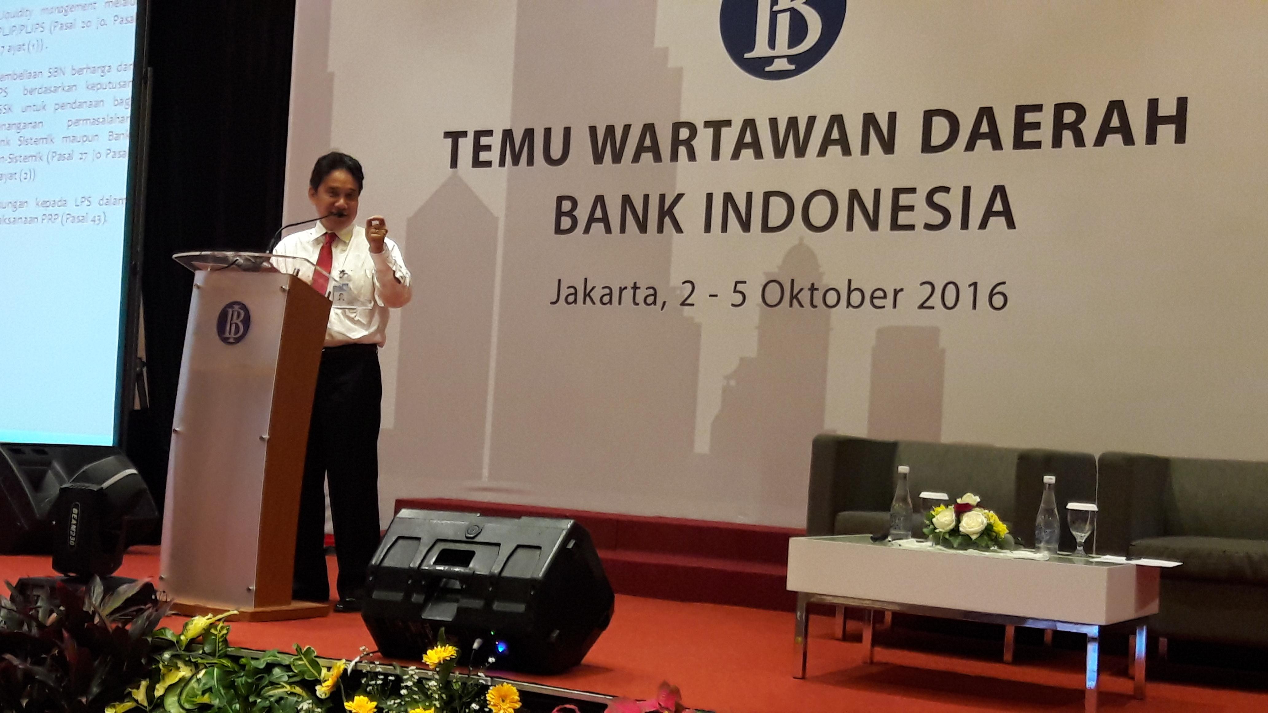 BI Mendorong Gerakan Transaksi Non Tunai di Daerah