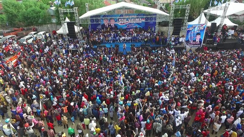 Deklarasi Sudah Bikin Macet, SDK: Kami Minta Maaf