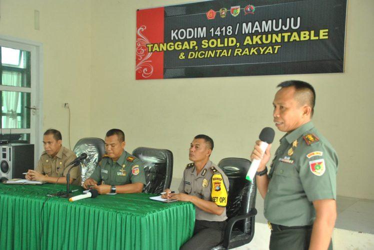 Bangun Kebhinekaan , TNI, POLRI Dan Pemerintah Gelar Nusantara  Bersatu