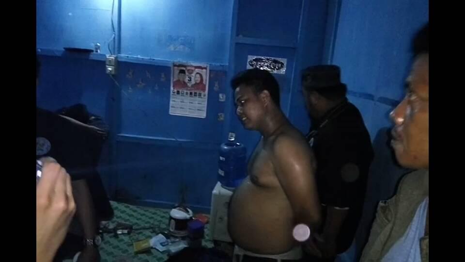 Operasi Bersinar, BNNP Sulbar Amankan Pengguna Narkoba
