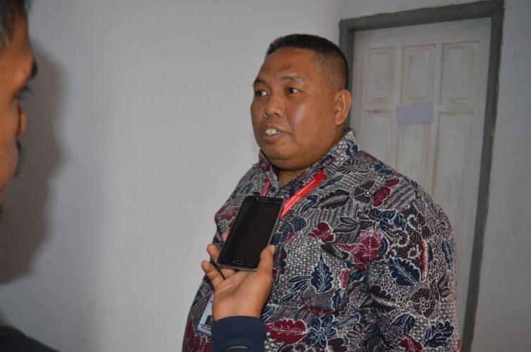 KPU Mamuju, Laporkan DKPP Sulbar ke Ombudsman