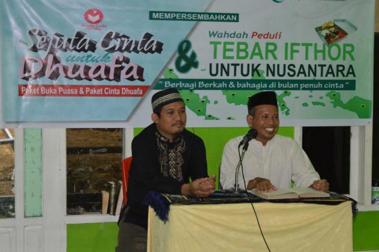 Jalin Silaturahmi, Ketua MUI Buka Bersama Pengurus Wahdah Islamiyah Mamuju