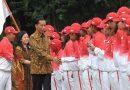 Presiden Nantikan Lagu Indonesia Raya Berkumandang di SEA Games Malaysia