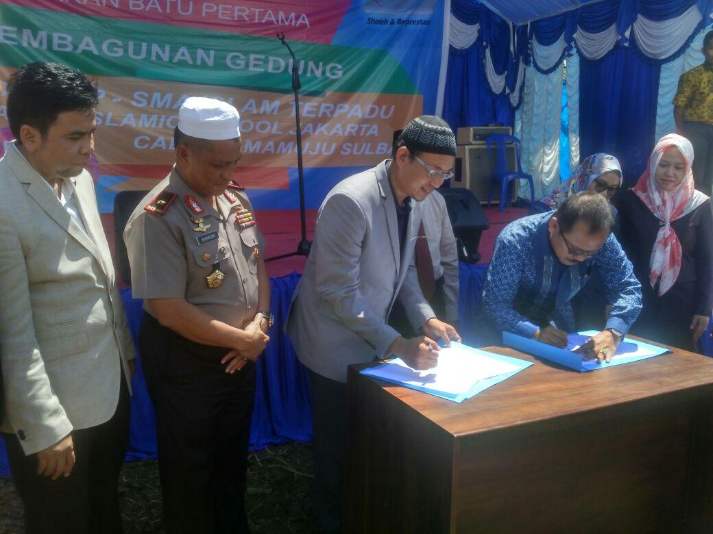 Buah Hati Islamic School Hadir di Mamuju