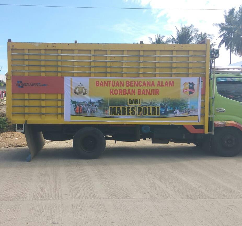 Wakapolri Akan Menyerahkan 10 Ton Beras kepada Korban Banjir