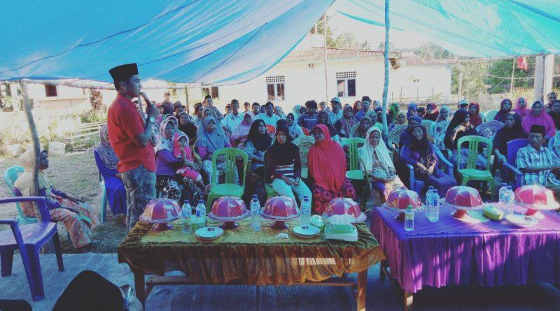 Lapangan Kerja , Janji AIM-beNAR di Kecamatan Bulo