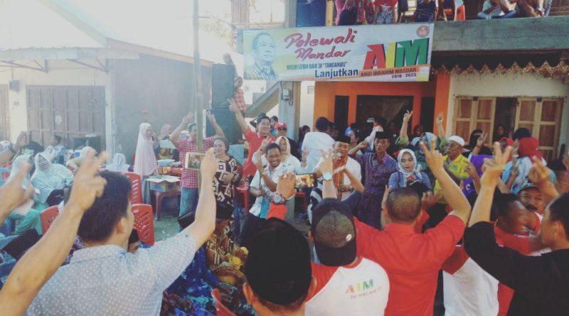 Kampanye Di Binuang AIM-beNAR Janji Akan Lanjutkan Pembangunan