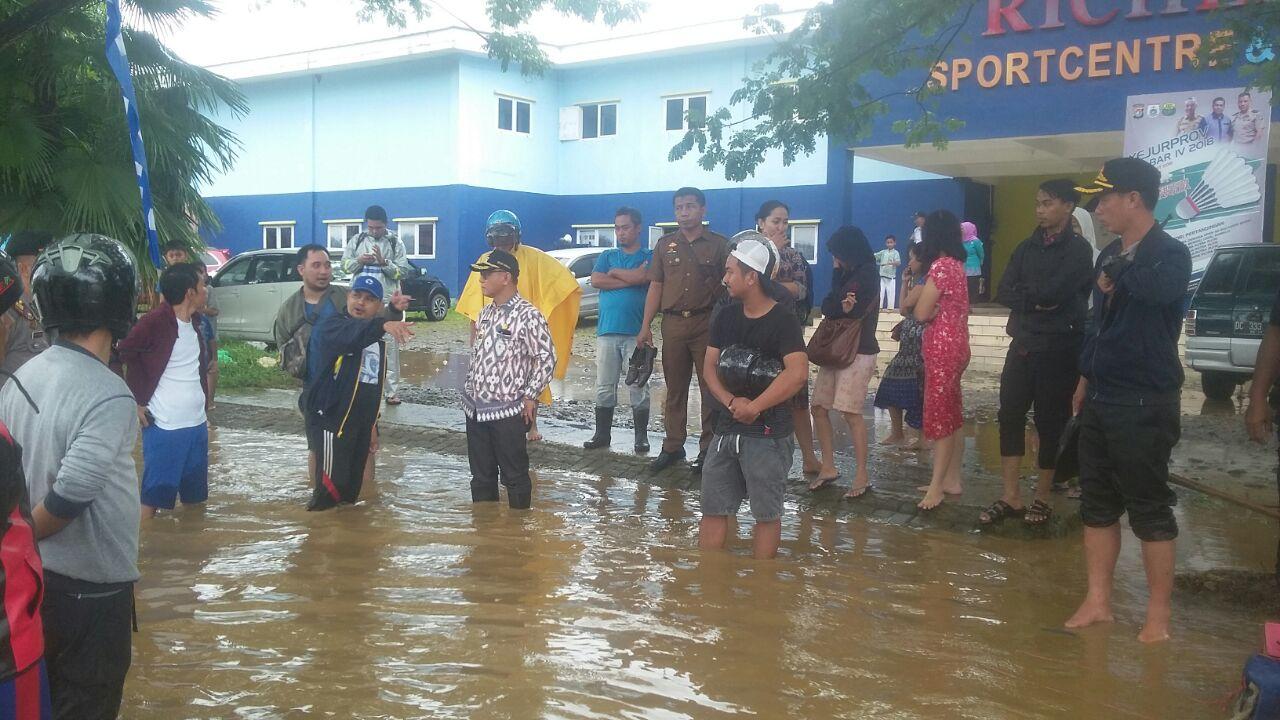 Bupati Mamuju Perintah OPD Bertindak Cepat Antisipasi Banjir