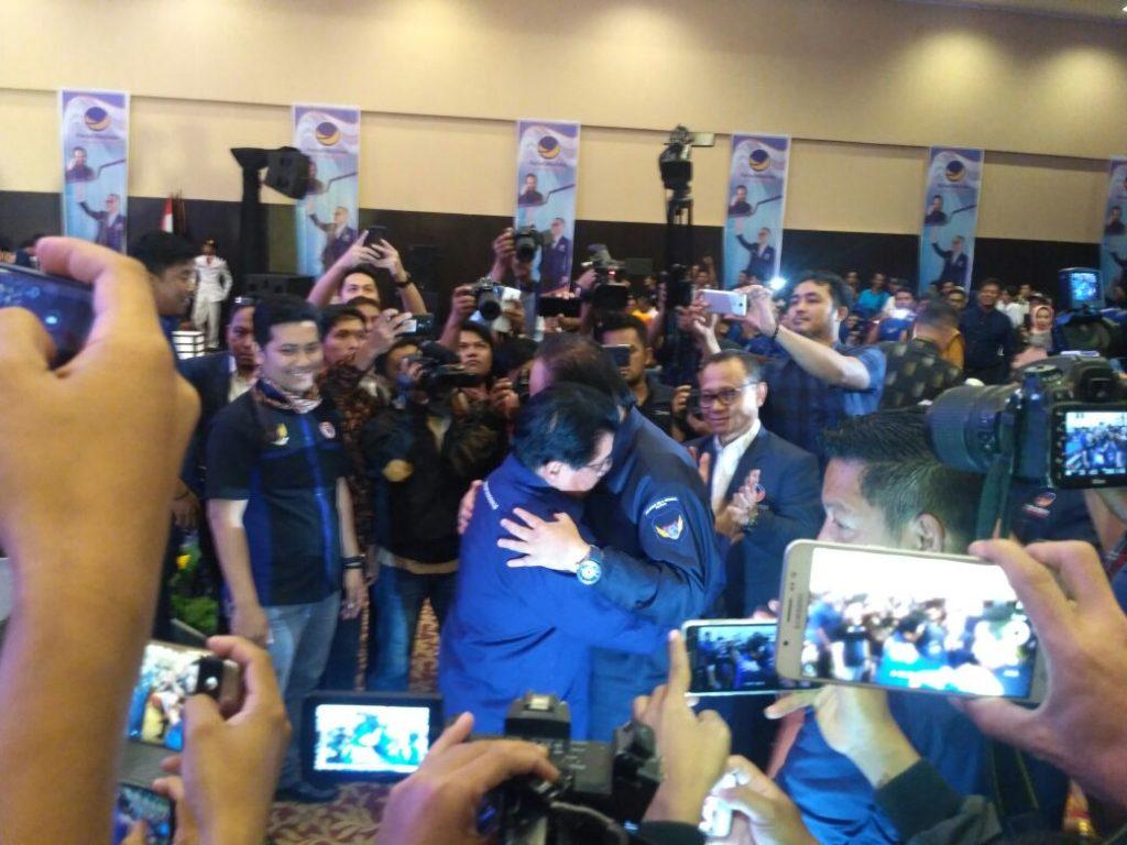 AAS Nyatakan Sikap Siap Berjuang Bersama Nasdem ke Senayan