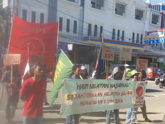 Peringati Hari Nelayan, FPPI Tuntut Kesejahtraan Nelayan