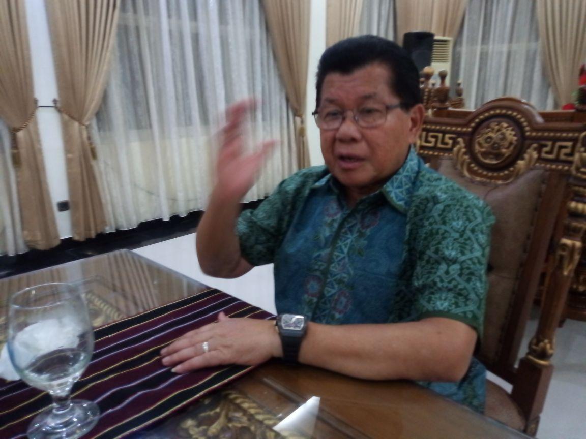 Pilkada Polman : AAS Siap Memenangkan Salim Marwan