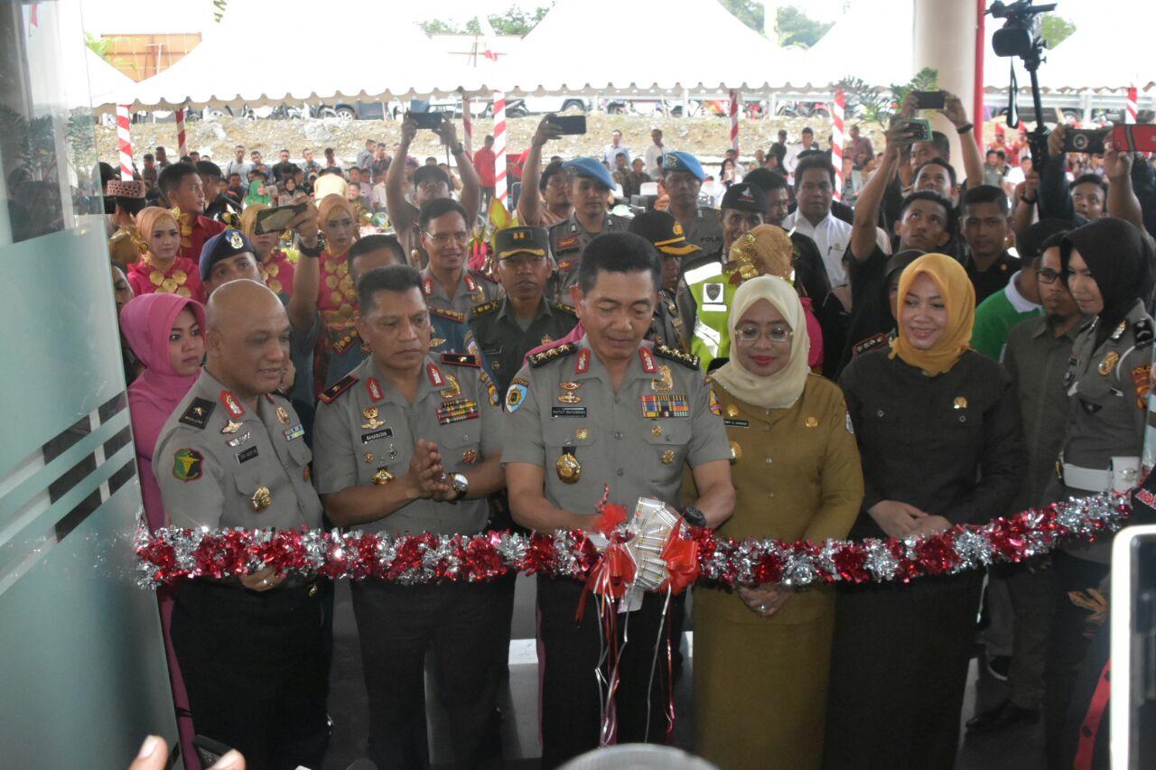 RS Bhayangkara Hoegeng Imam Santoso Polda Sulbar Resmi Beroperasi