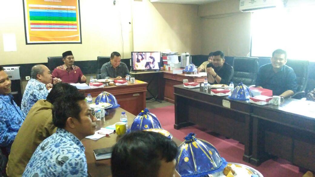 KCD Keluhkan Bantuan DAU dan DAK Tidak Tepat Sasaran