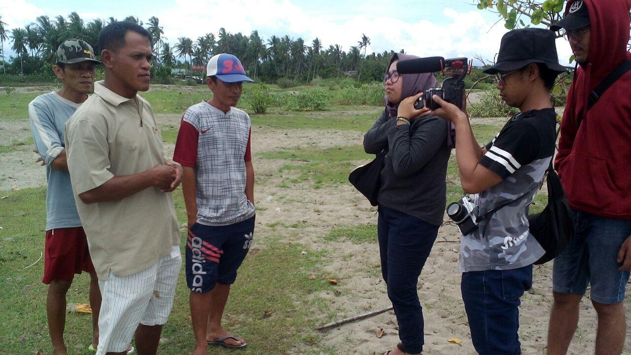 Mahasiswa ISBI Bandung Buat Film Dokumenter Konservasi Penyu