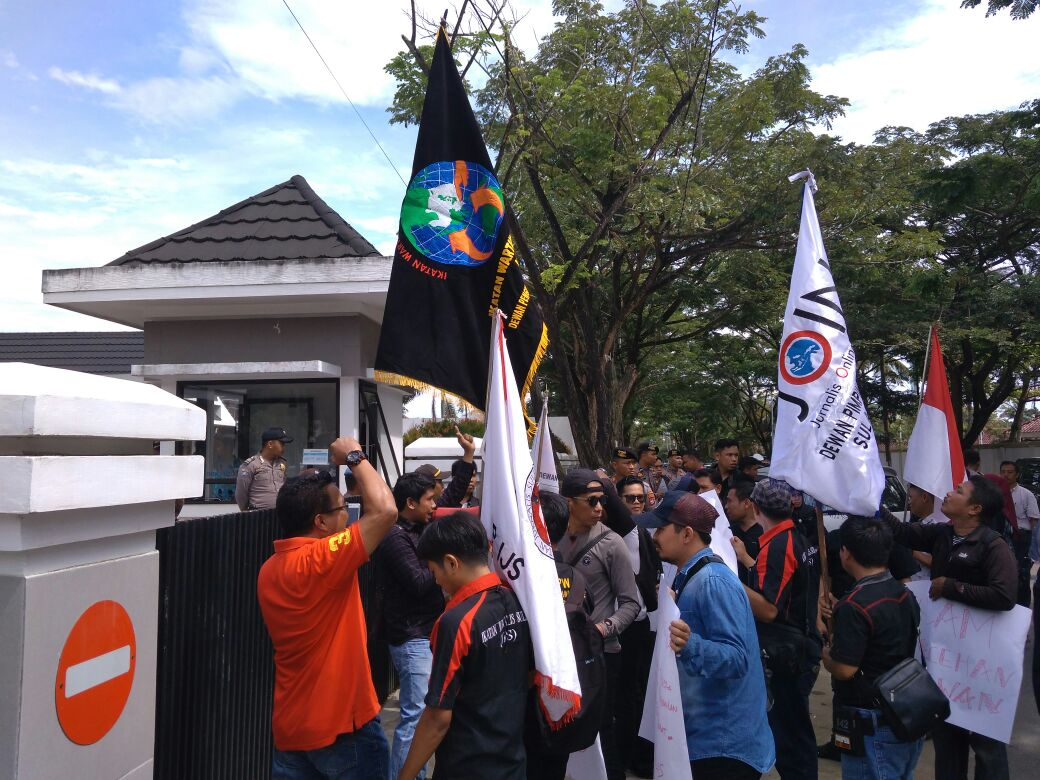 AWAS Tuntut Pencopotan Kepala Perwakilan BI Sulbar