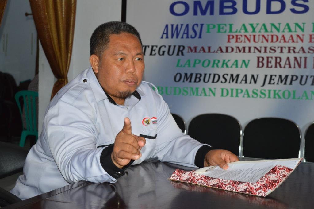 Ombudsman Pantau UNBK dan UNKP di Sulawesi Barat
