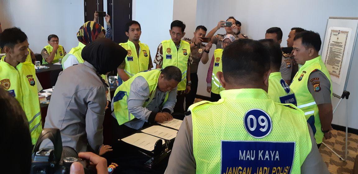 Ombudsman Sulbar Dilibatkan Dalam Mengawasi Penerimaan Calon Anggota Polri