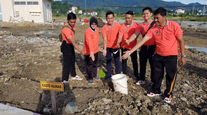 Polda Sulbar Belum Buka Rekrutmen CPNS RS Bhayangkara