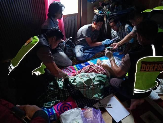 Asma Meninggal Gantung Diri, Ini Kata Pihak Polisi