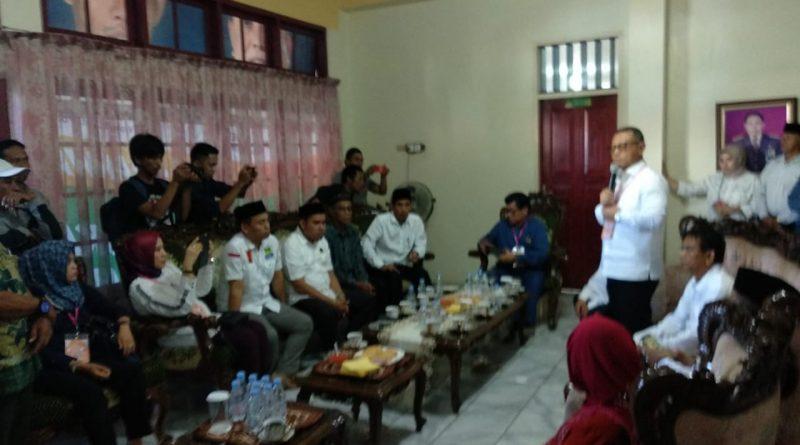 Habsi dan AAS Dukung Langsung Salim-Marwan di Debat Terakhir