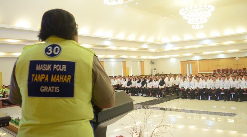 197 Calon Anggota PolriPolda Sulbar Lulus Sementara