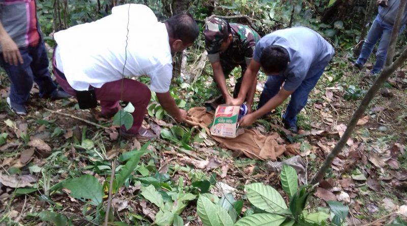 Warga Salletto dikejutkan Penemuan Mayat Bayi
