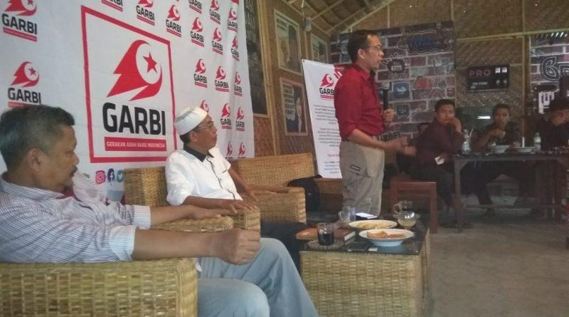 Ratusan Aktivis, Mahasiswa dan Praktisi Politik di Majene Gabung GARBI