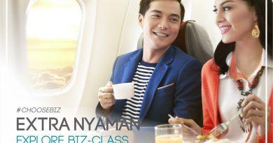 """Garuda Indonesia Perkenalkan """"EXPLORE BUSINESS CLASS"""""""