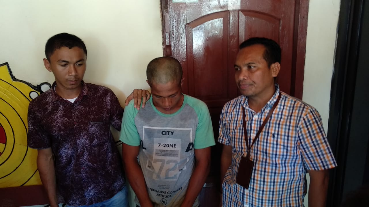 Dua Pelaku Pengeroyokan Oknum Brimob Diamankan