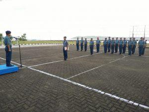 Danlanal Mamuju pimpin pelaksanaan Upacara Hari Nusantara