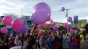 Bupati Mamuju Launching Car Free Day dan Kampanyekan Germas