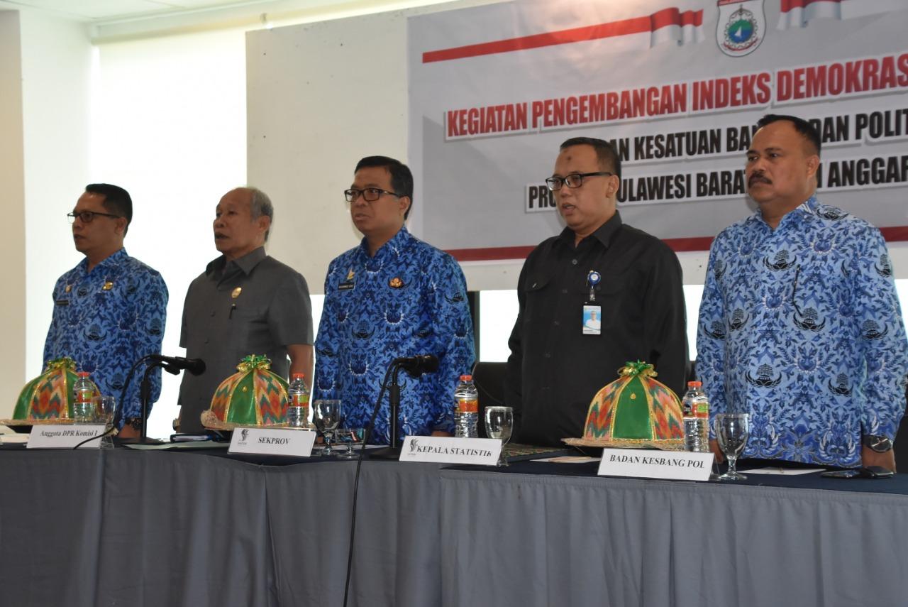 Muh Idris DP ; Calon Sekertaris Daerah Mamasa